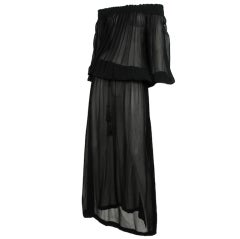 Sheer Gown / YSL-1095