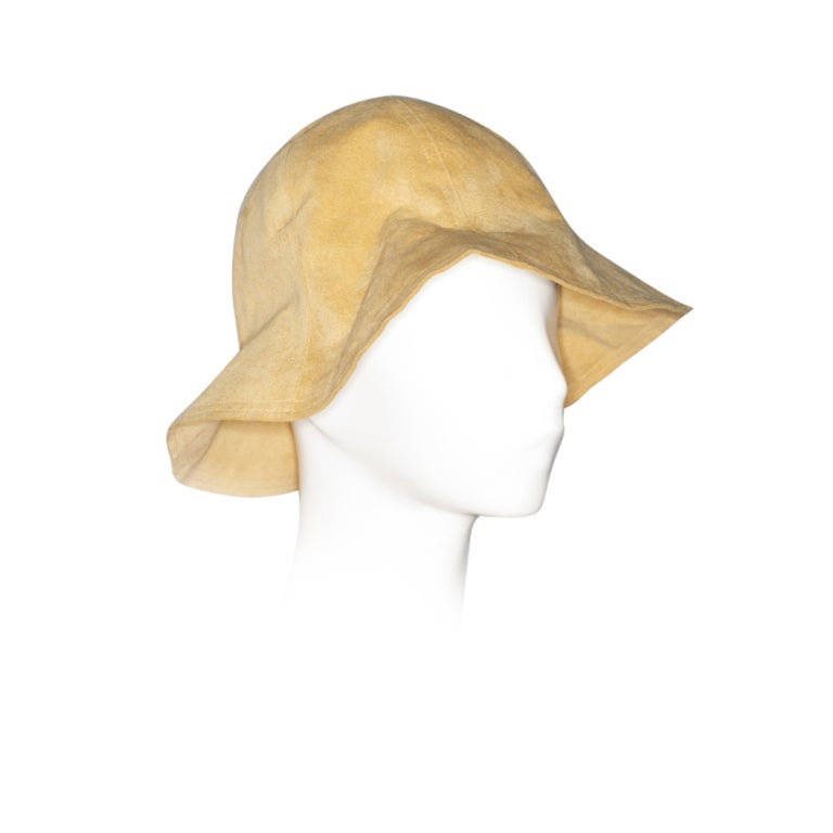 Halston Hat Featured On Newsweek 1972 At 1stdibs
