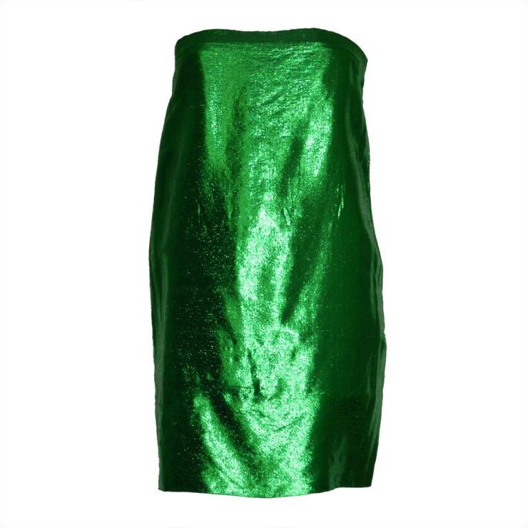Rare Mid 1970 S Piere Cardin Party Mini Dress At 1stdibs