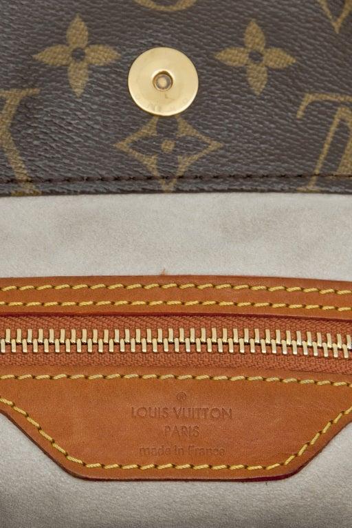 Louis Vuitton Spring 2007 Monogram Silver Metallic Lace Bag 5
