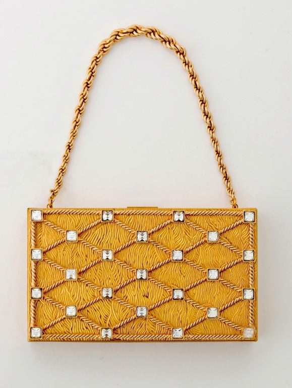 Stunning Evening Minaudiere Bag by Evans 2