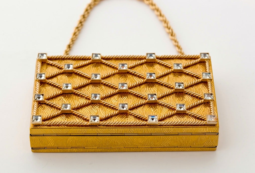 Stunning Evening Minaudiere Bag by Evans 3
