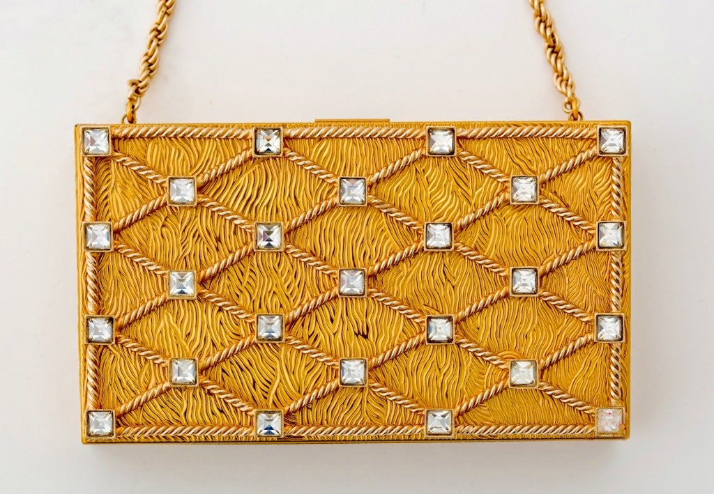 Stunning Evening Minaudiere Bag by Evans 4