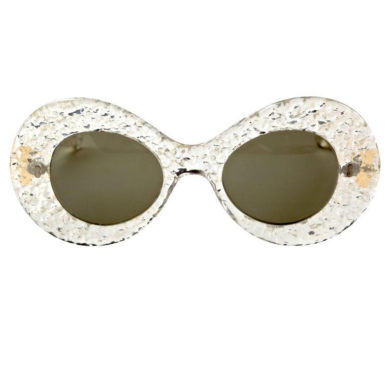 Fun 50's French Sunglasses