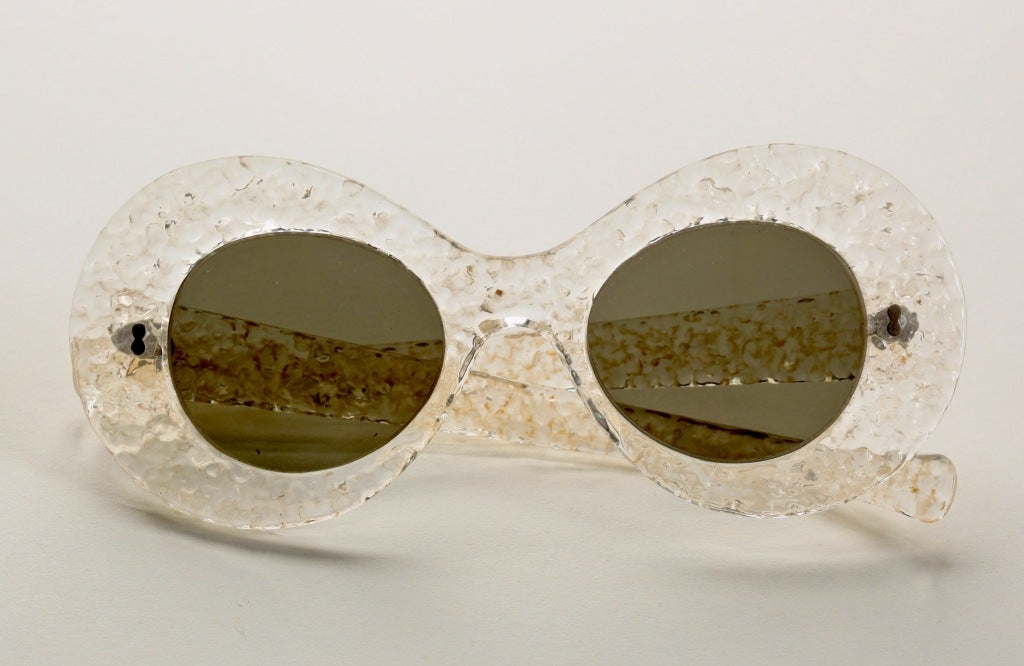 Fun 50 S French Sunglasses At 1stdibs
