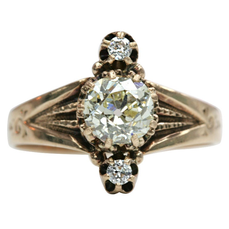 Cushion Cut Diamond Cushion Cut Diamond Antique Engagement Rings