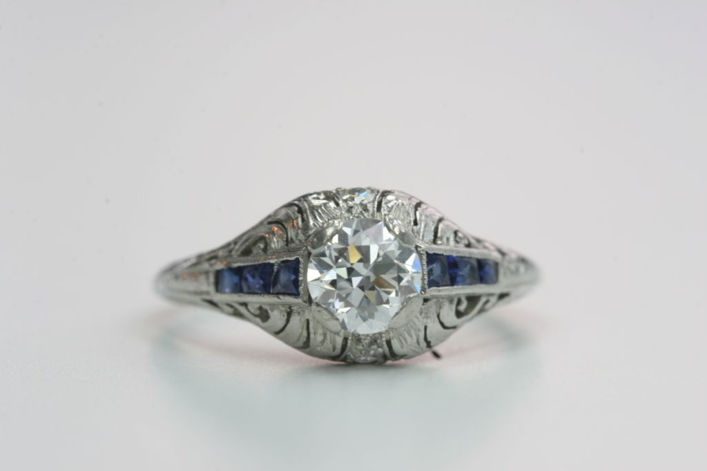 Fine jewelry fine jewelry designers los angeles for Estate jewelry los angeles
