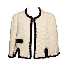 Vintage Pristine Burke-Amey Wool Jacket