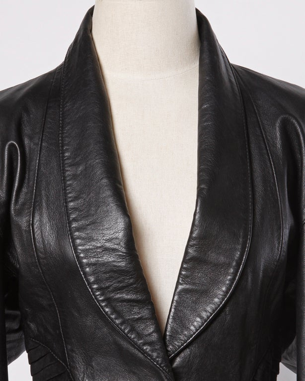 Michael Hoban North Beach Leather Vintage 1980 S Leather
