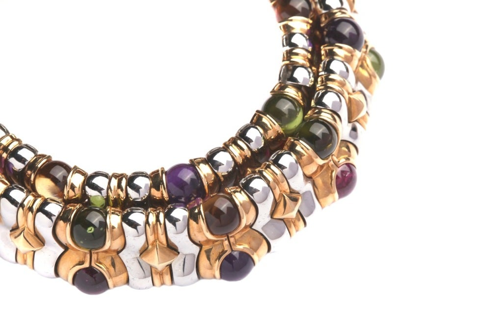 A Bulgari 1990s Necklace 2