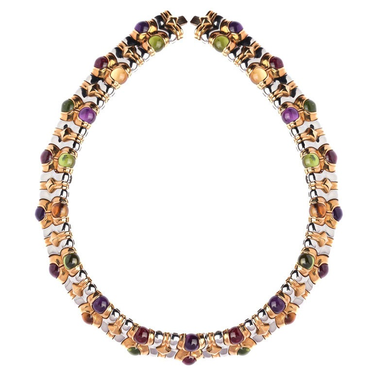 A Bulgari 1990s Necklace 1