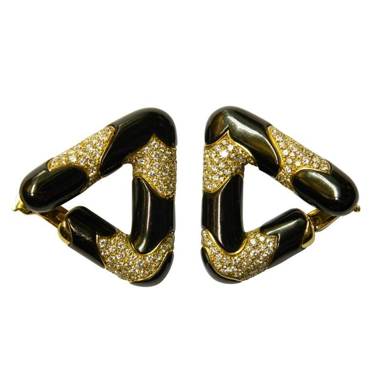 Sophisticated Earrings by Marina B.