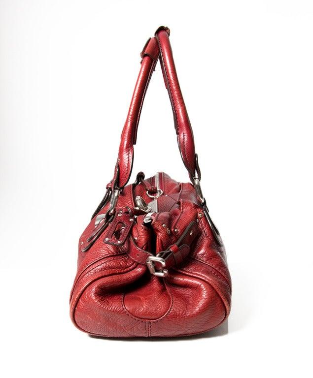 chloe crocodile paddington bag