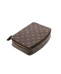 Louis Vuitton Monogram Canvas Monte Carlo Jewellery Box