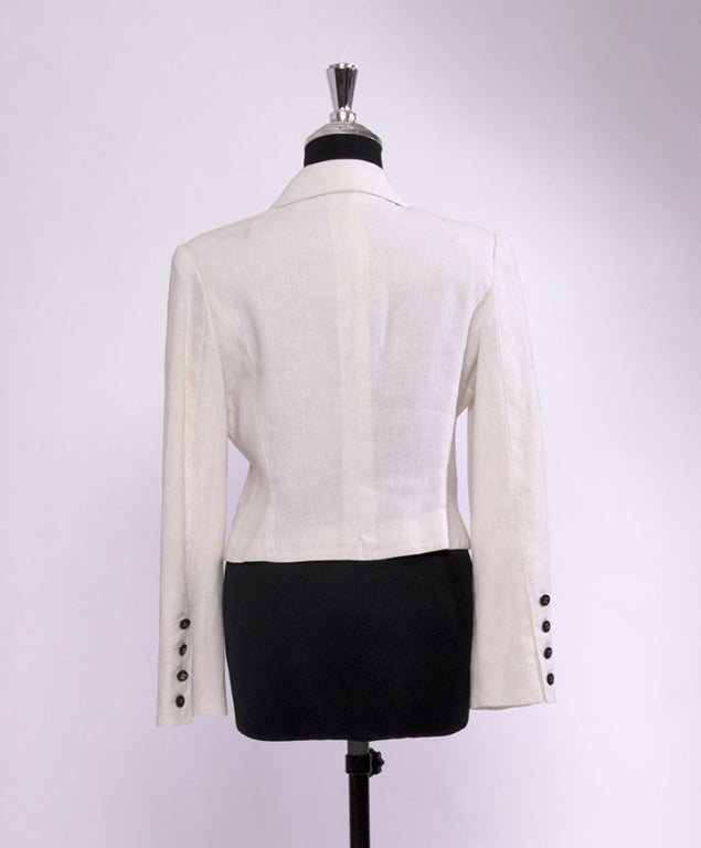 Wonderful White Linen Pant Suits Plus Size Women