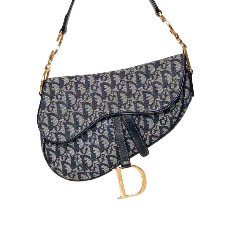 Christian Dior Saddle Bag At 1stdibs