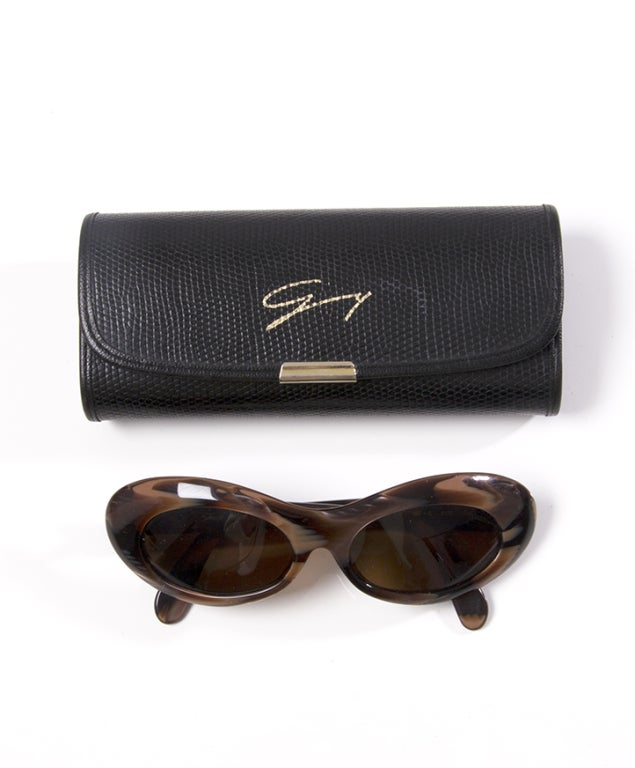 Genny Tortoise Sunglasses 4
