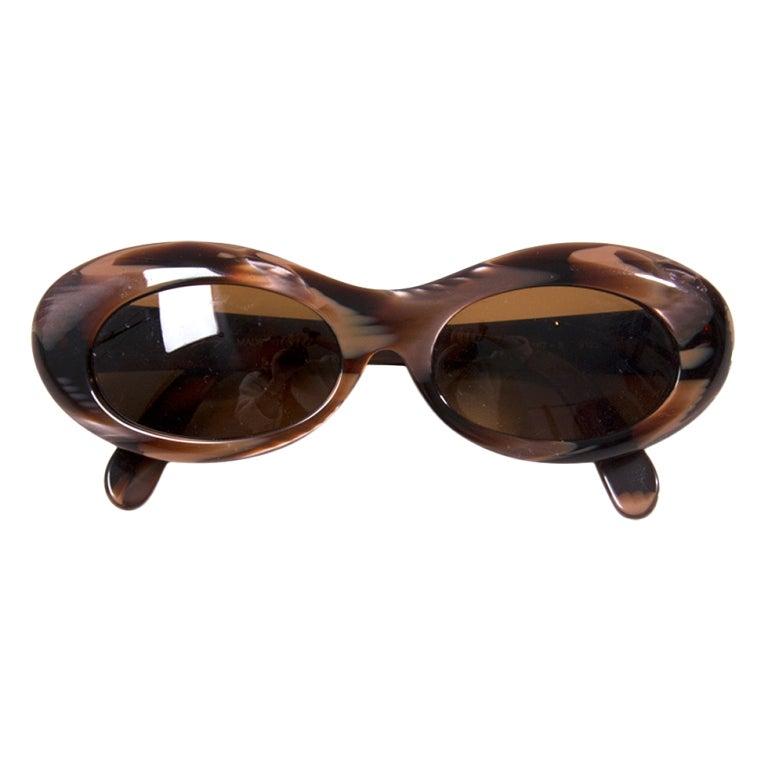 Genny Tortoise Sunglasses 1
