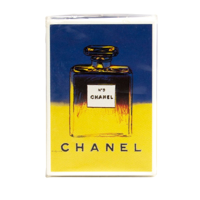 chanel n 5 parfum limited andy warhol edition 7 5 ml at. Black Bedroom Furniture Sets. Home Design Ideas