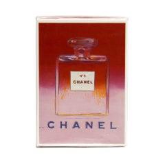 Chanel n°5 Parfum Limited Andy Warhol (30ml) Red