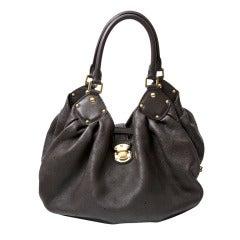 Louis Vuitton Mahina Leather Bag