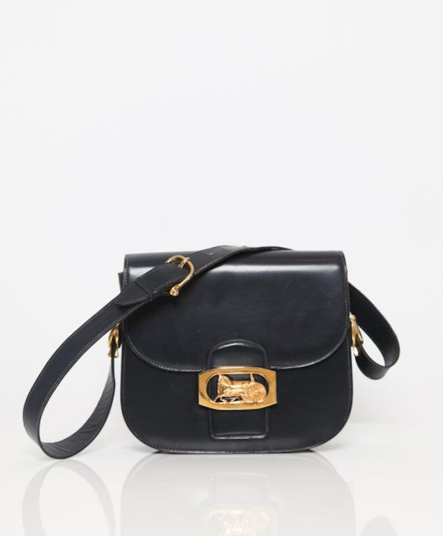 Celine horse carriage clapse shoulder bag 7
