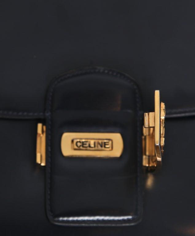 Celine horse carriage clapse shoulder bag 6