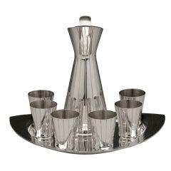 Mid Century Modern Cocktail Set