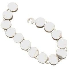 Georg Jensen Modern Bracelet by Nanna Ditzel, No. 124