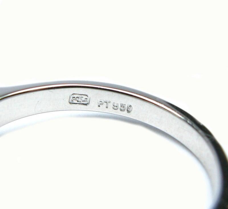 2.34Ct F VS1 Round Brilliant Harry Winston Diamond Ring 1