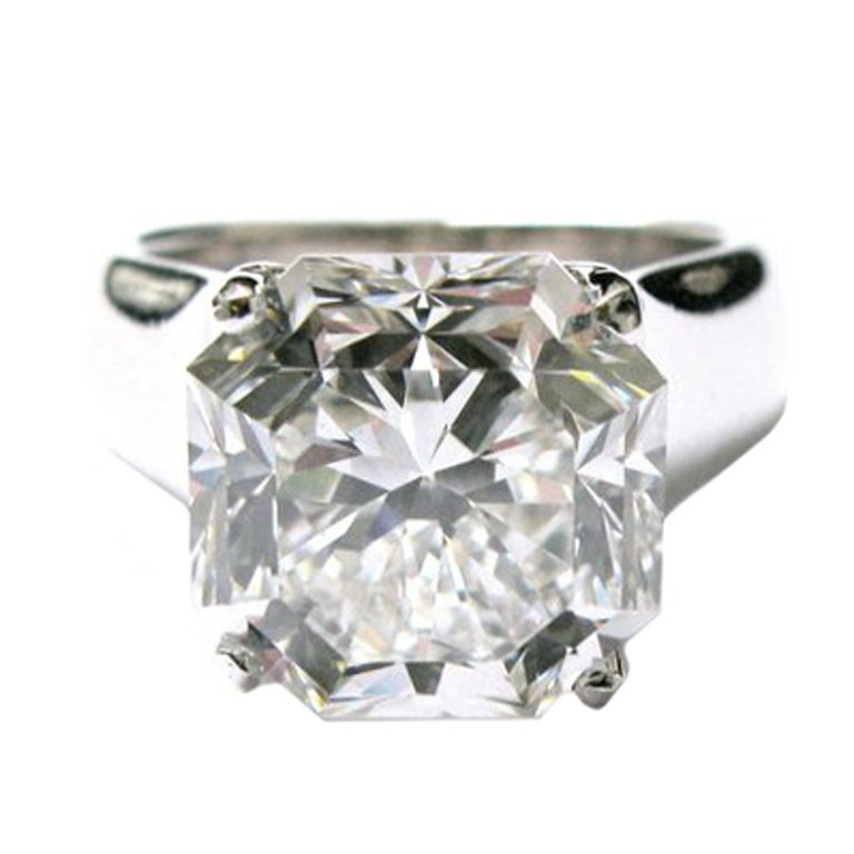 6 01ct G If Tiffany And Co Lucida Diamond Ring At 1stdibs