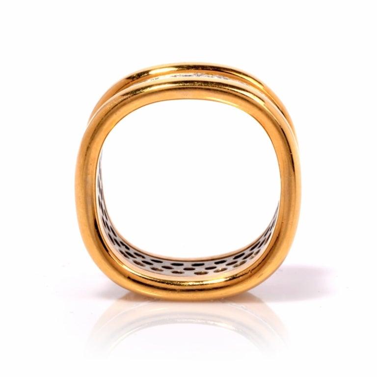 jean francois albert 3 50ct platinum gold ring at