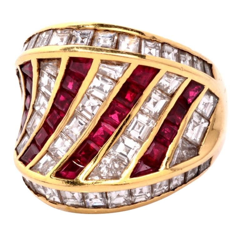 Rocks And Co Ruby Rings