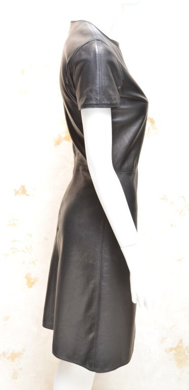 Gianni Versace Leather Dress 2