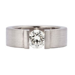Niessing Solitaire Diamond Ring