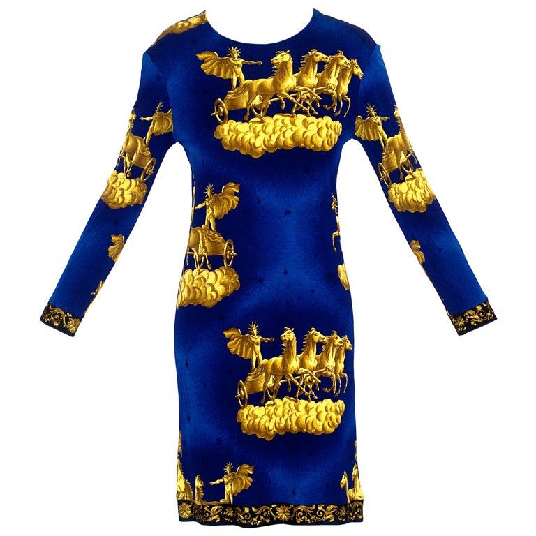 Navy Blue Lace Blouse