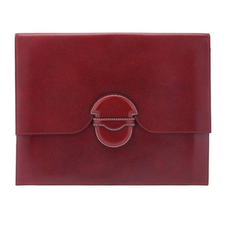 Exceptional Ltd Hermes Clutch \