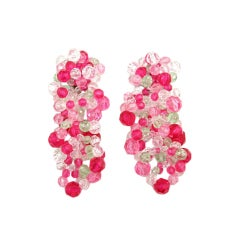 Coppola e Toppo Impressive Glamour Earrings