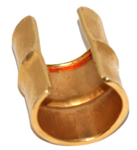 Hermes Unique Bamboo Bracelet Cuff 1956 5