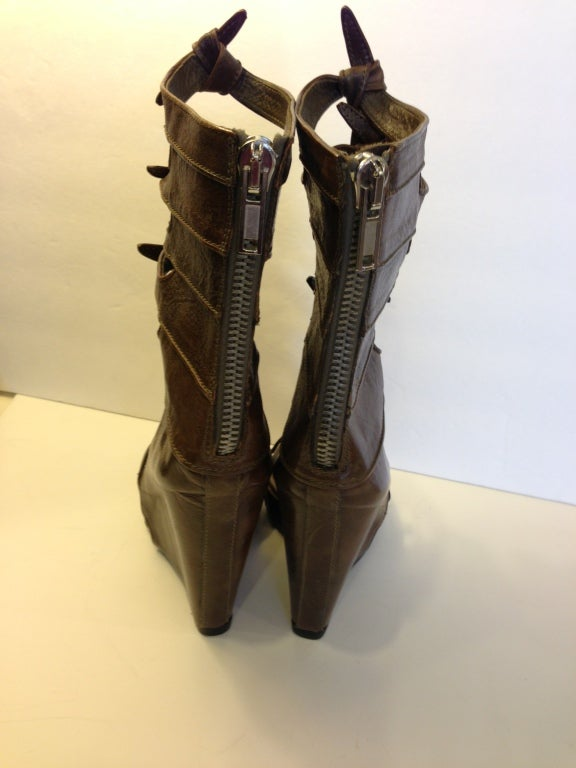 Women's Rick Owens Knot Wedges For Sale