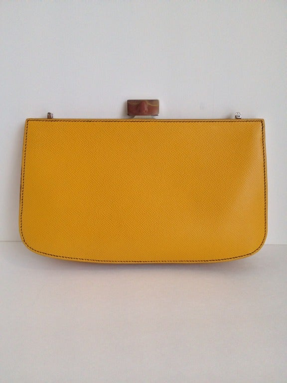 Hermes Taxi Clutch 2