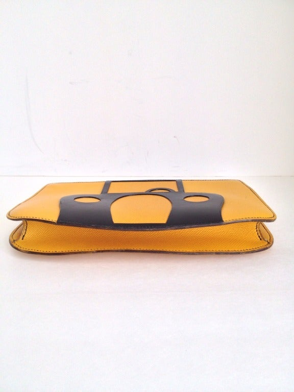 Hermes Taxi Clutch 4