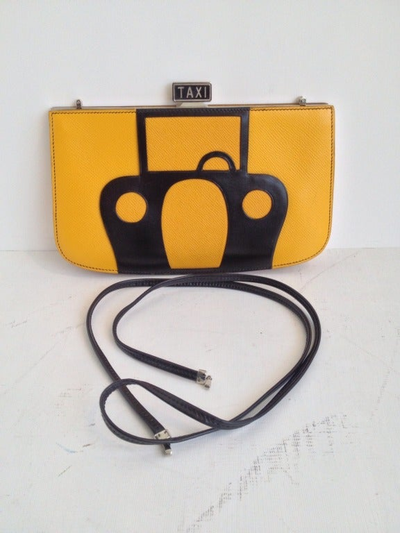 Hermes Taxi Clutch 6