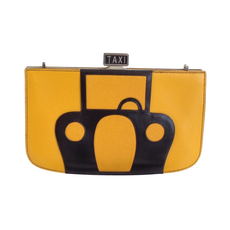 Hermes Taxi Clutch 1