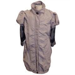 Brian Reyes Fur Lined Coat