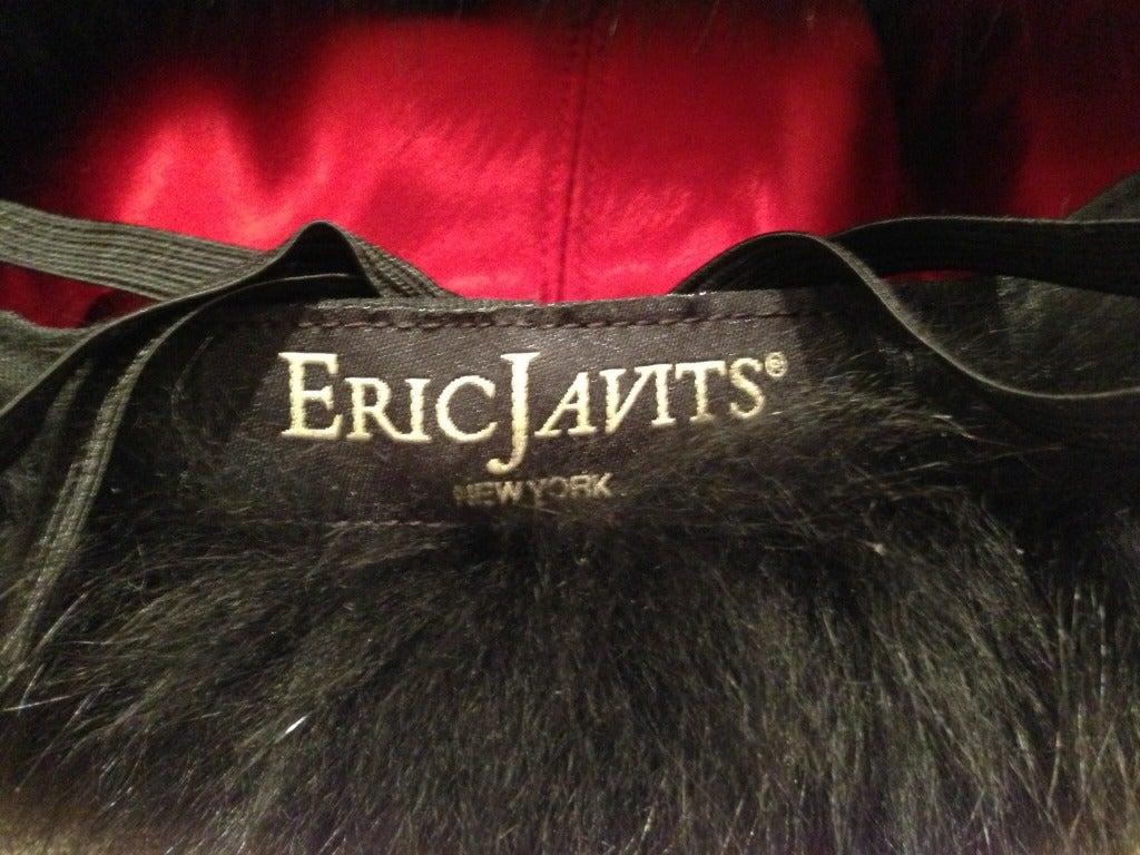 Eric Javits Mink Hat 3