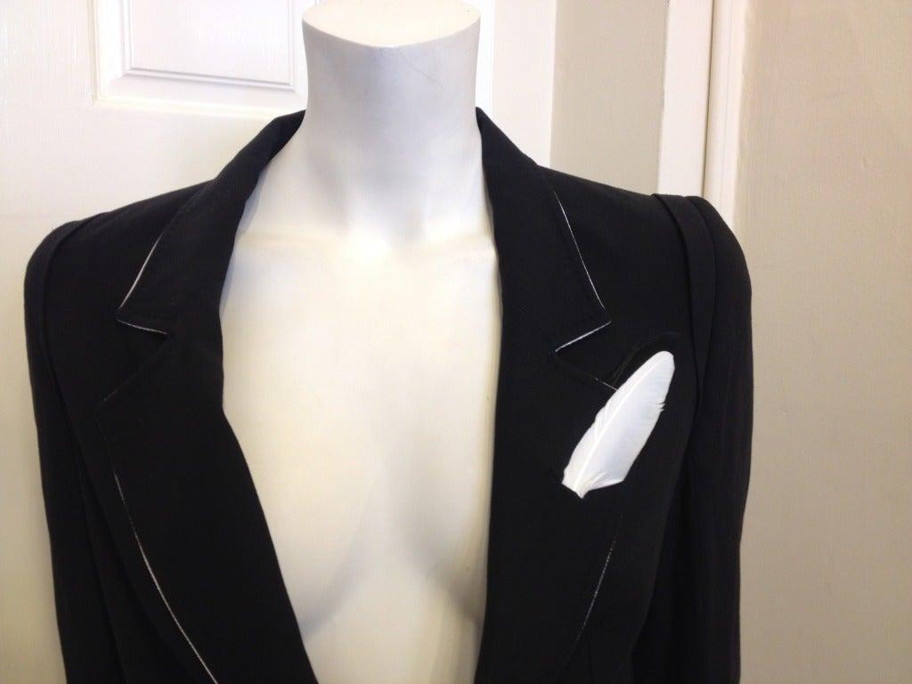 Ann Demeulemeester Jacket 2
