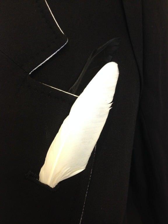 Ann Demeulemeester Jacket 3