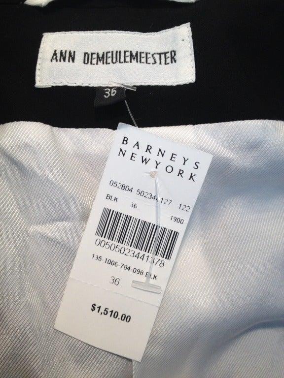 Ann Demeulemeester Jacket 4