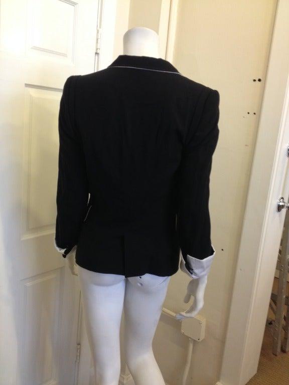 Ann Demeulemeester Jacket 6